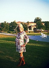 CA Sunset @ The Grand Hotel~ Russian Doll Dress