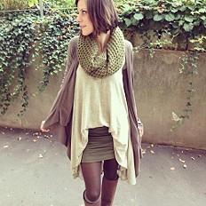 I love my skirt ;-)
