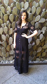 Mix In The Crochet Dress style pic