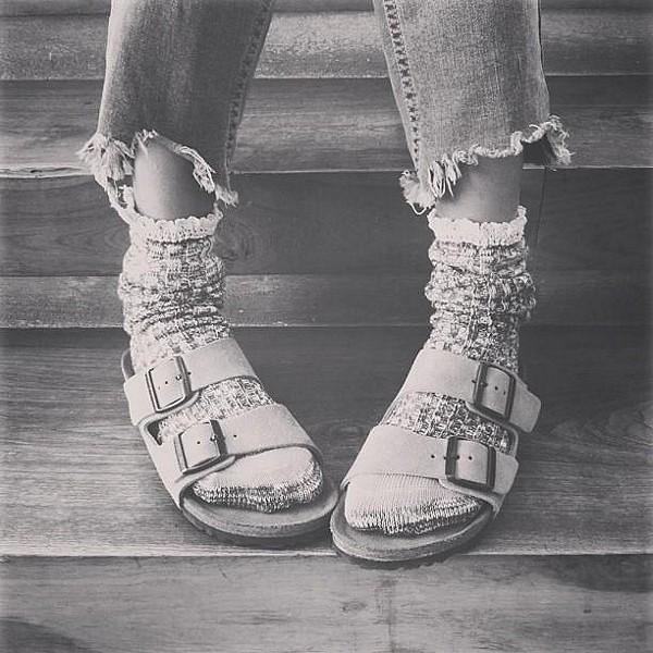 birks & socks forever