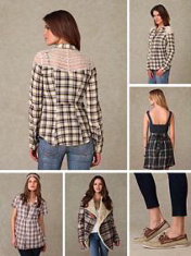 rad fp girls in plaid