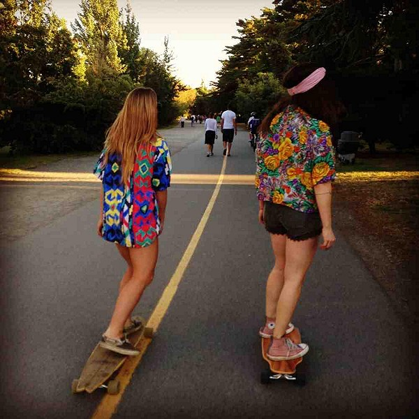 babes on boards