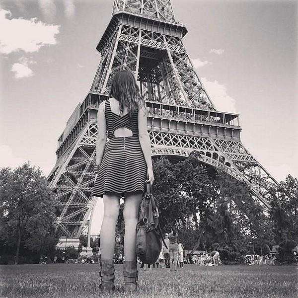 Sunbelt Ankle Boot #paris #amour