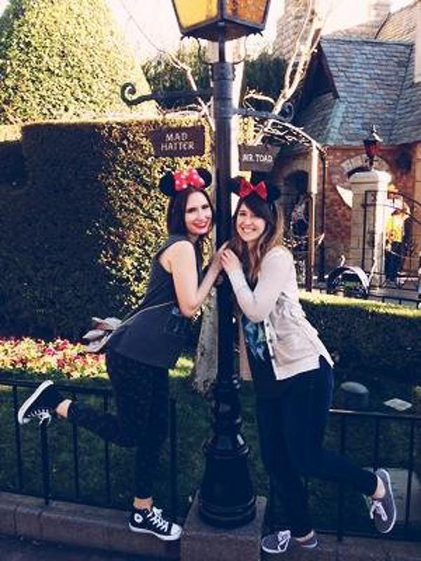 Disney Ditsy