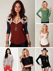 Mandy's collection for everyday tops