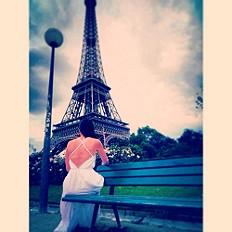 Ophelia in Paris