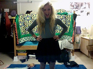 Skater Baby Circle Skirt style pic