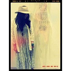 FP ONE Victorian Lace Dress style pic