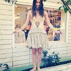 Ana's Limited Edition Ballet Dreams Dress style pi