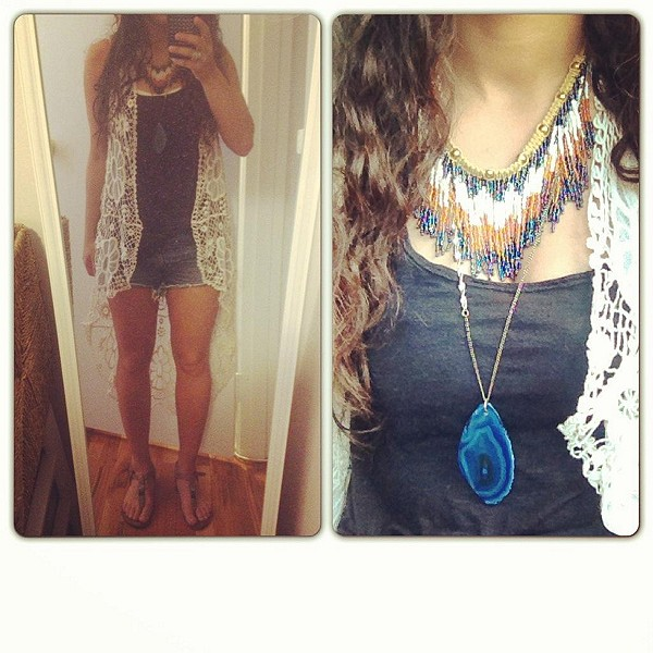 Crochet Lengths Vest style pic
