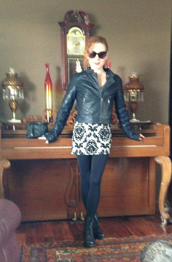 Fair Maiden Velvet Bodycon style pic