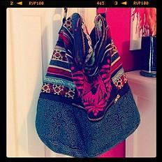 Indian Hobo Summer Bag