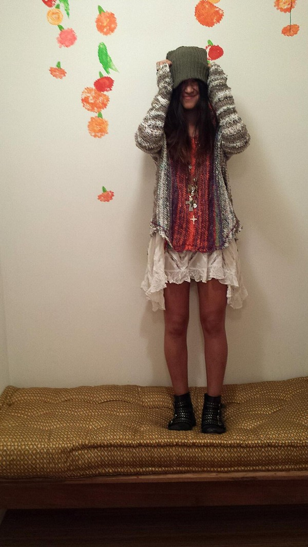 Make My Day Poncho style pic