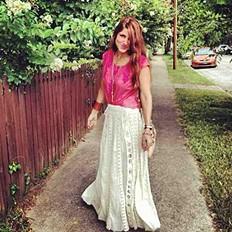 this skirt :)