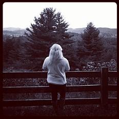 mountain viewing
