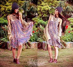 Follow my Blog, My Collaboration with Free People.