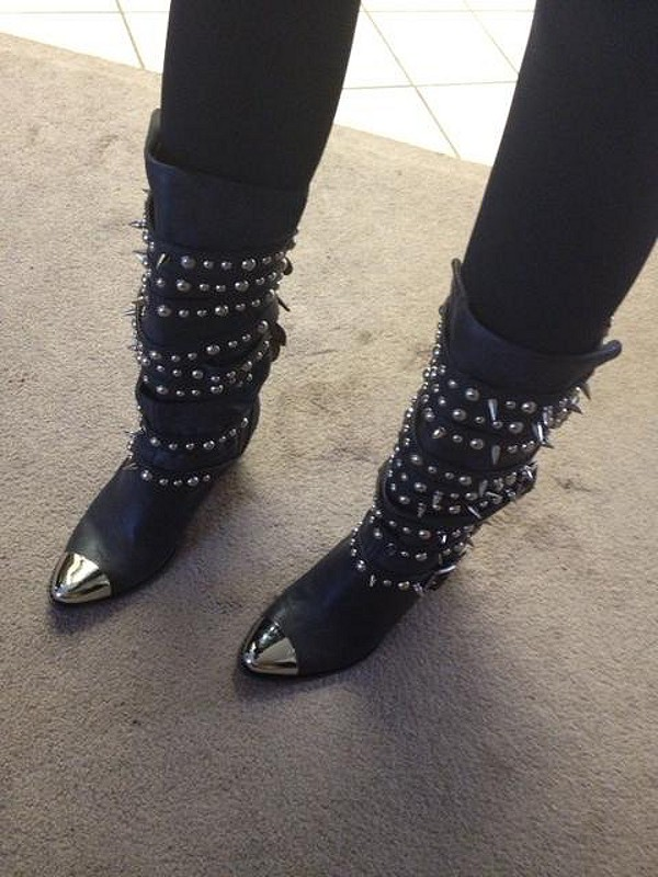Kravitz Stud Boot style pic