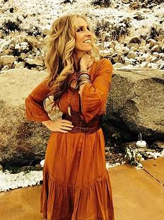 Estelle Maxi Dress style pic