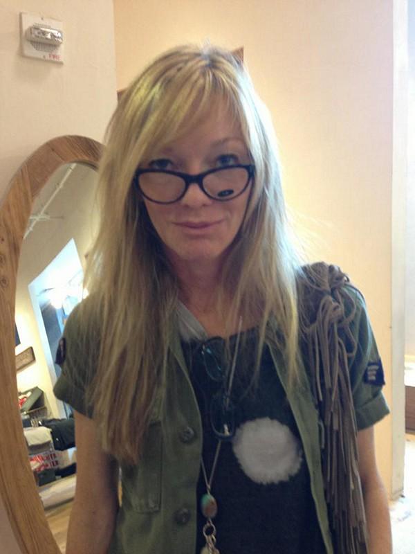 love t .. w/ my new specs!