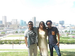 Mis Mexicanos en Baltimore!
