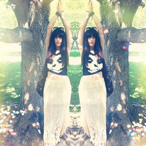 Mi Amore Maxi Skirt