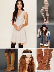 Cowboys & Indians - Tribal/Western