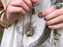 Birth Stone and Zodiac Rosary style pic