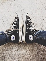Joey Converse style pic