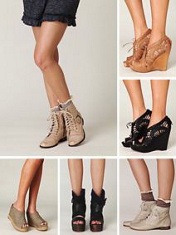 shoe collection 2011