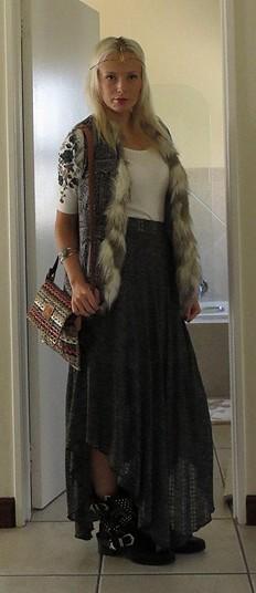 Starry Eye Skirt style pic
