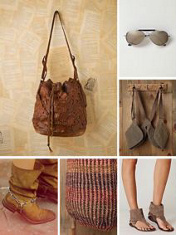 Bags, Belts, Shoes & Shades