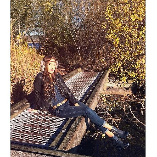 winter wanderer for Free People Bellevue. Lake WA, Seattle