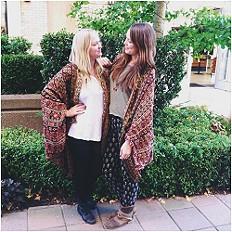 poncho twins