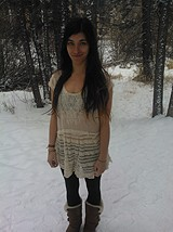 Phoenix Sweater Tunic in Colorado