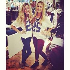 Touchdown Tunic Twins
