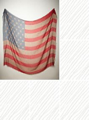 This  All American Scarf is a perfect way to show
