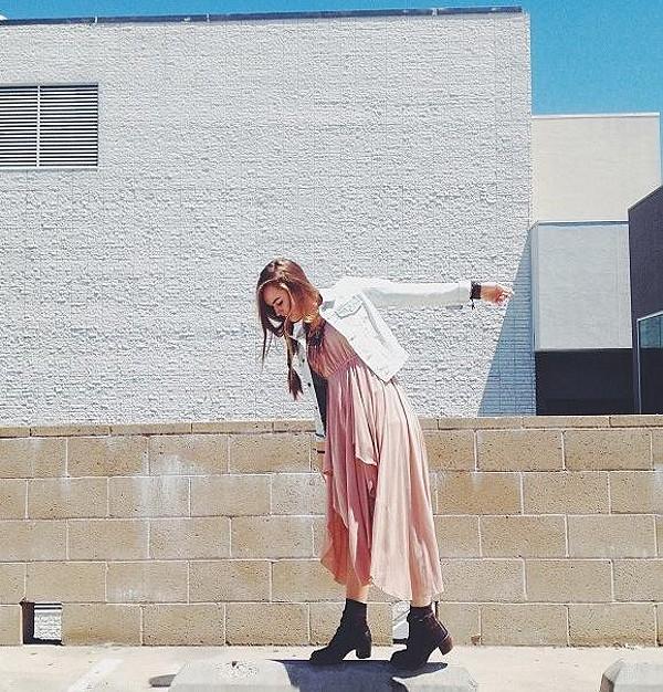 FP New Romantics Cleo Maxi Dress style pic