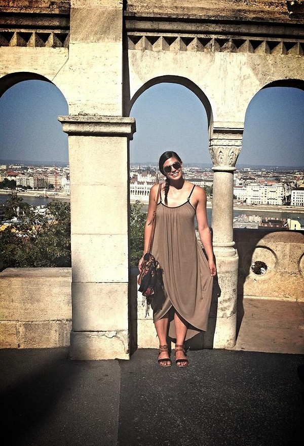 Touring Budapest in the Spellbinder Midi