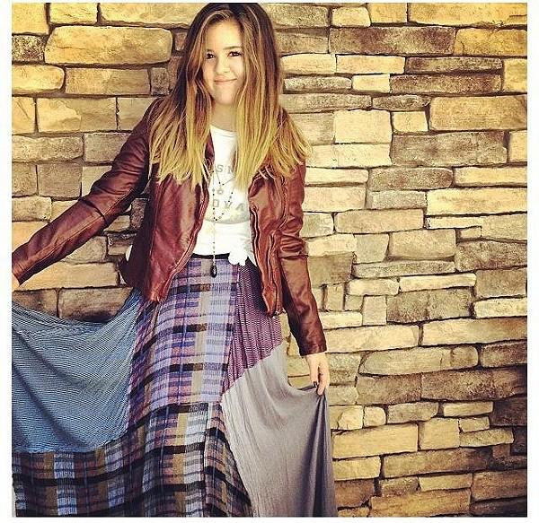 Maxi Skirt! FP Valencia!
