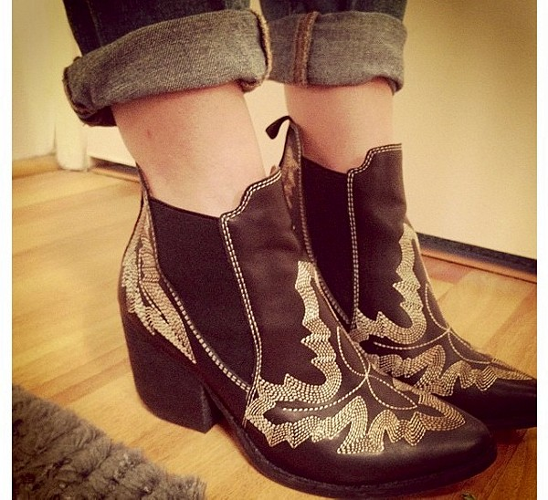 Frontier Stitch Boot style pic