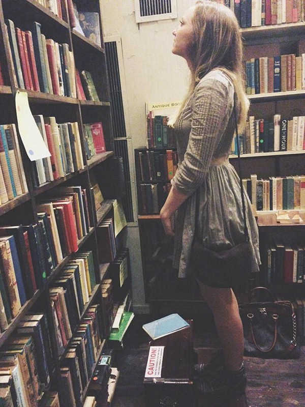 The love of learning, the sequestered nooks, and all the sweet serenity of books. —Longfellow