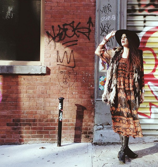 #FPStyleIcon  A day in the life of Janis Joplin