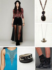 The Darkside of Boho