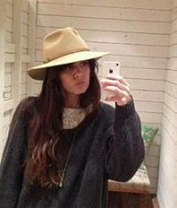 Leather Band Fedora style pic