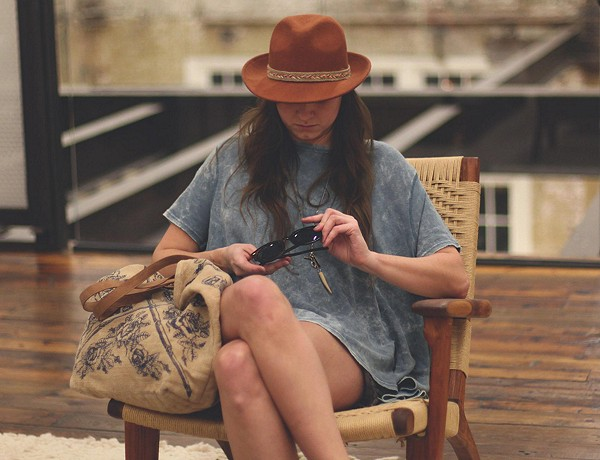 Karin Hat style pic