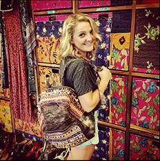 Alameda Embellished Backpack style pic
