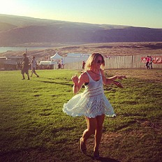 dancing nancies #DMB #festivals #gorge #WA  #feeep