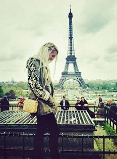 Parisian Chick