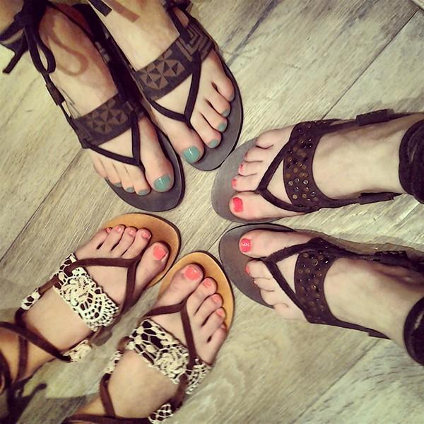 Lyla Sandal style pic