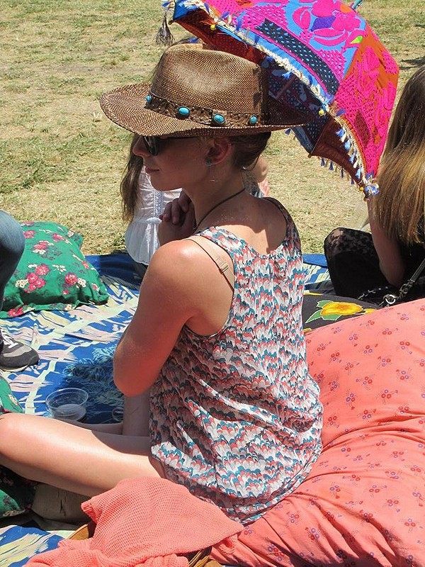 Chicory Cowboy Hat style pic
